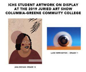 Columbia-Greene Community College's 23rd Annual Juried Art Show