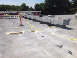 High School Roof Repairs