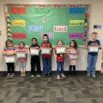 Primary School February Character Students