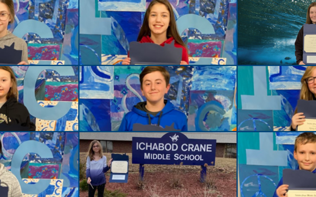 Riders of the Month: Middle School, Feb. 2020