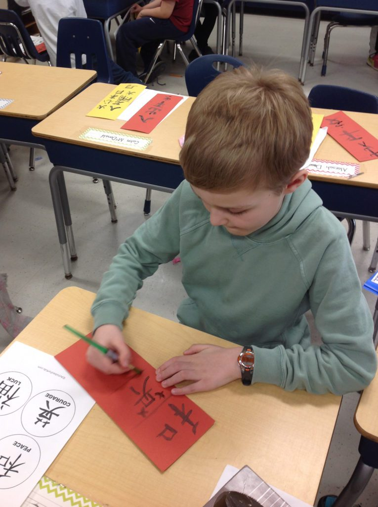 Students Created China Museum Exhibits