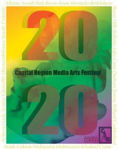 2020 Media Arts Festival Poster