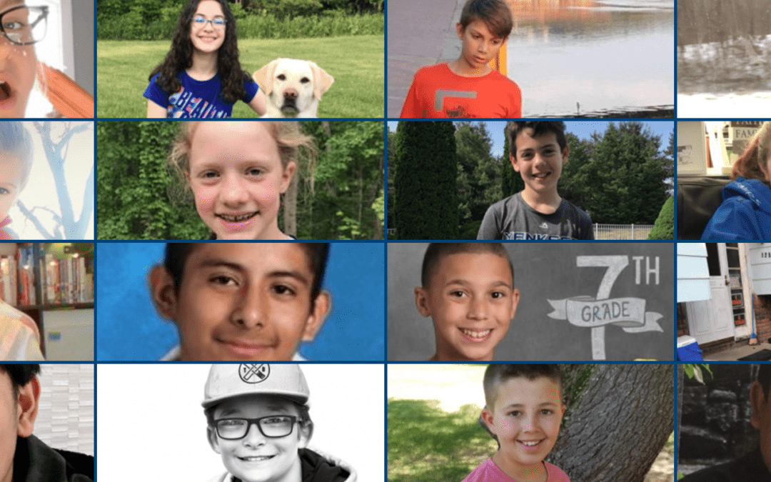 Riders of the Month: Middle School, May 2020