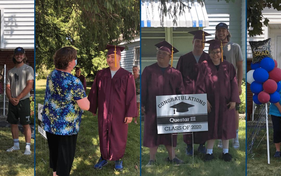 PICTURES: Questar III Students Graduation