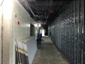 MS 100 Pod Corridor