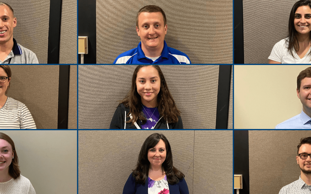 Welcome to Our New ICC Staff Members!