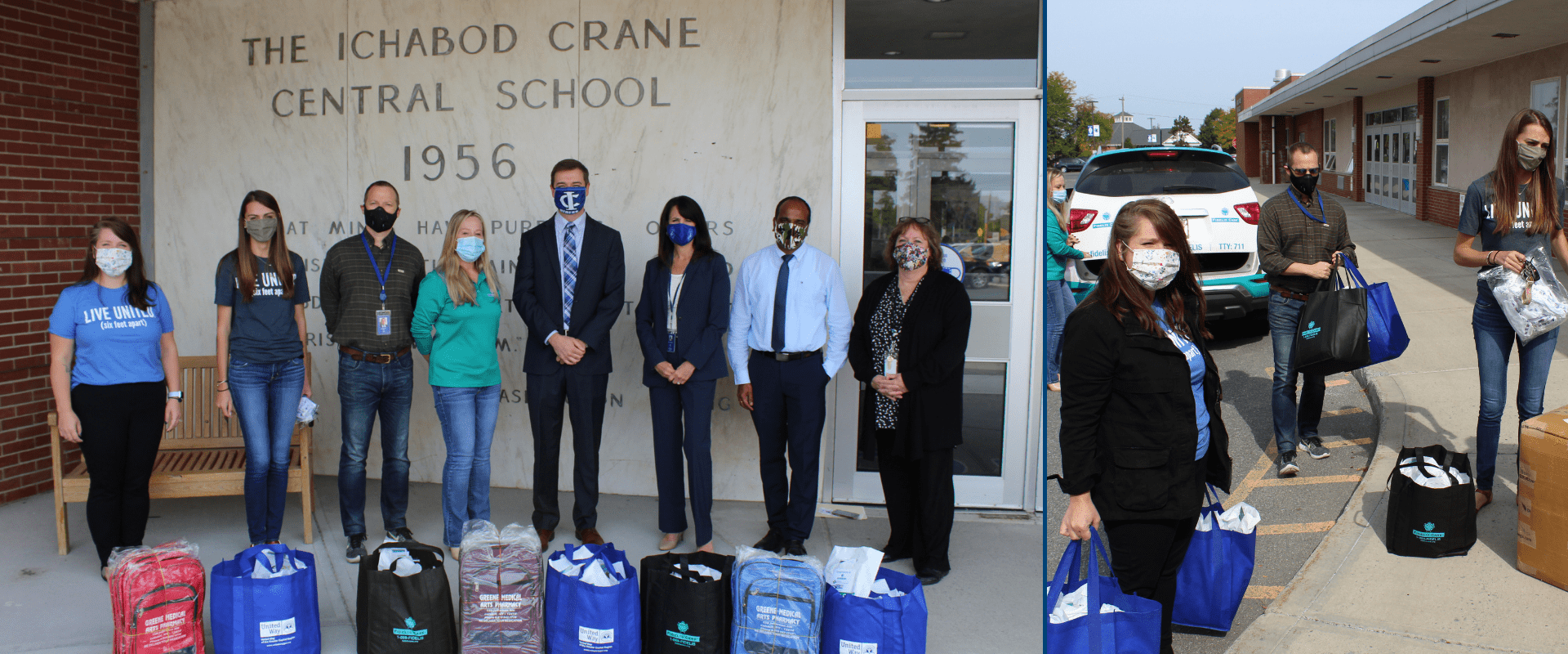 Personal Protective Equipment Donation