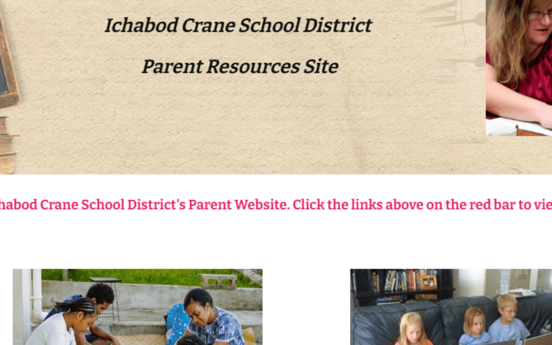 Parent Resources Website for Hybrid & Remote Learning